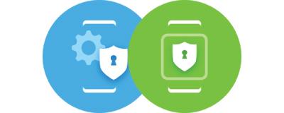 Erhöhter Schutz für Apps